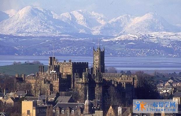 留学英国:兰卡斯特大学管理学院申请难度,学习环境解析