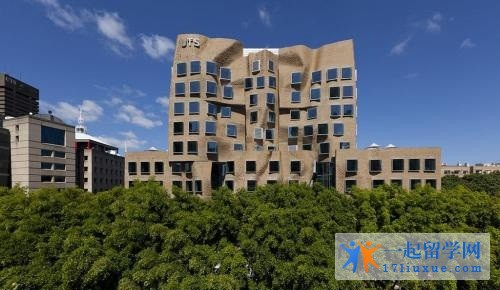 澳洲留学:悉尼科技大学工程与信息技术学院申请难度,学习环境解析