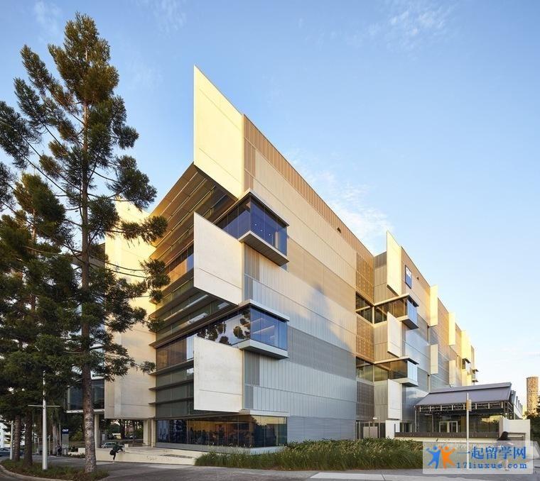 留学澳洲:中央昆士兰大学商业与法律学院学习攻略,学习环境解析