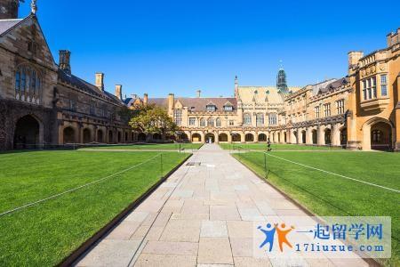 留学澳洲: 悉尼大学人文与社会科学学院学习攻略,学习环境解析