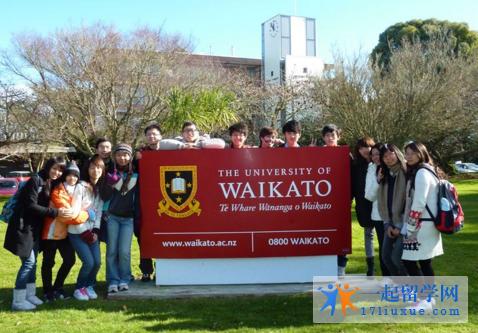 新西兰怀卡托大学预科学制和开学时间介绍