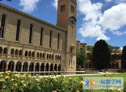 留学澳洲:西澳大学快捷课程类型及学费信息介绍