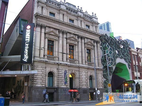 澳洲留学:皇家墨尔本理工大学商学院学习攻略,学习环境解析