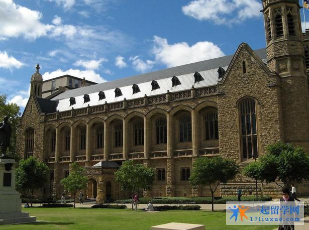 澳洲阿德莱德大学语言课程学制和开学时间介绍