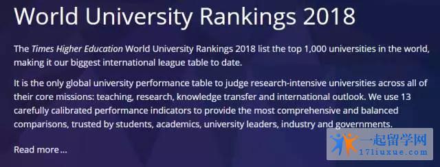 总结2018所有排名后,世界最认可的澳洲大学果然是它!