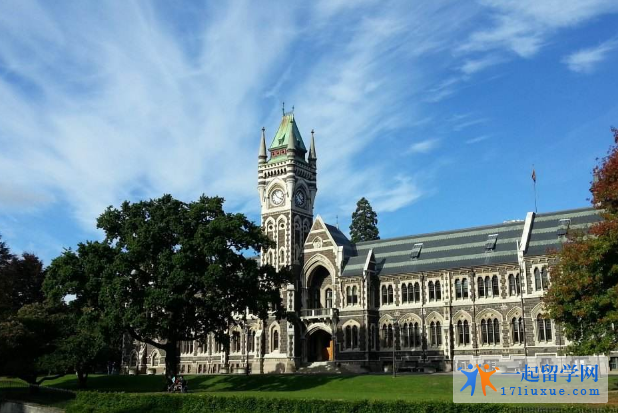留学新西兰:奥塔哥大学研究生申请条件,申请材料,奖学金设置