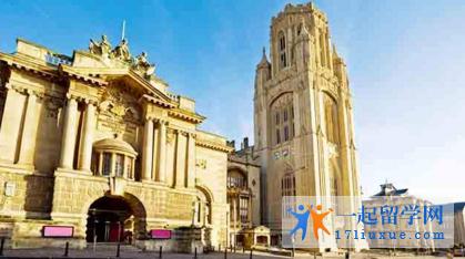 留学英国:布里斯托大学研究生申请条件,申请材料,奖学金设置