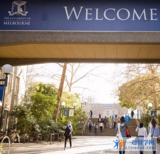 最新2018年墨尔本大学官方校历新鲜出炉