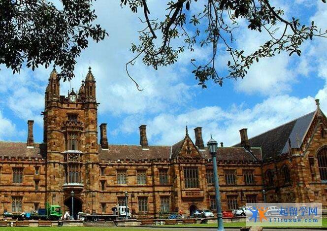 留学澳洲:悉尼大学法学院学习攻略,学习环境解析