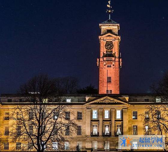 英国诺丁汉大学语言班学费是多少?