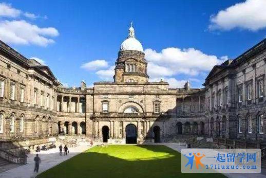 英国爱丁堡大学语言班学费是多少?
