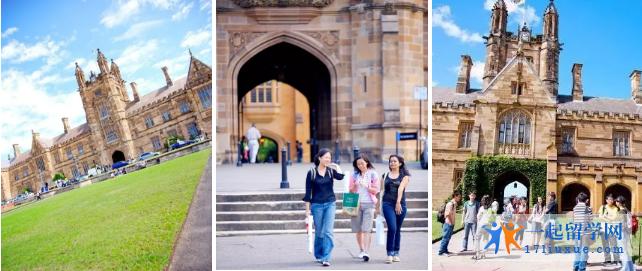 悉尼大学唯一指定大学预科(USFP):泰勒学院