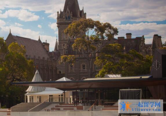 留学澳洲:墨尔本大学文学院学习攻略,学习环境解析