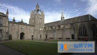 英国阿伯丁大学语言课程类型和学制详解