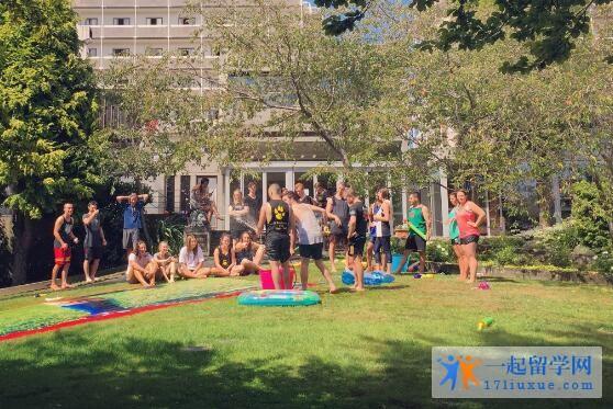 留学新西兰:奥塔哥大学商学院学习攻略,学习环境解析