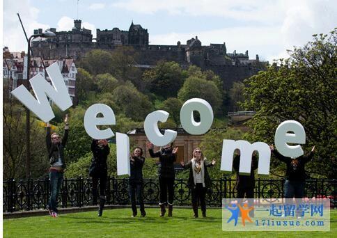 爱丁堡龙比亚大学教学环境,学习技巧介绍