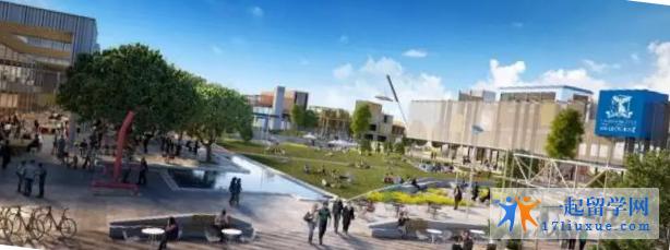 @墨尔本大学的小伙伴,学校要为你们建新校区啦!