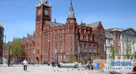 英国利物浦大学语言班位于哪个城市?
