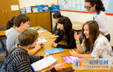 英国阿伯丁大学语言班位于哪个城市?