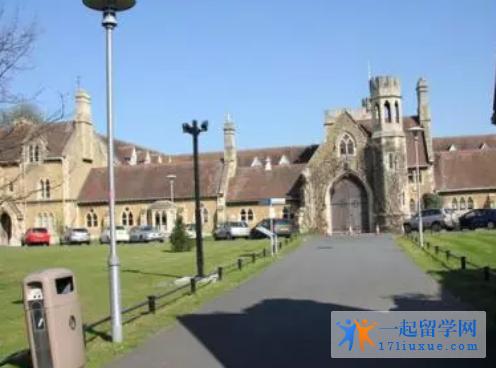 英国名校:格罗斯特大学地理位置和校区介绍