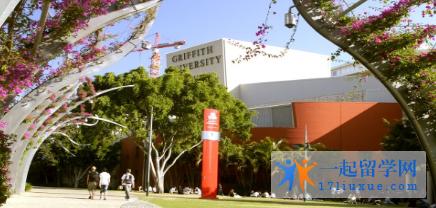 澳洲名校:格里菲斯大学学术实力和排名