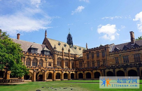 祝贺张同学成功申请悉尼大学人力资源专业
