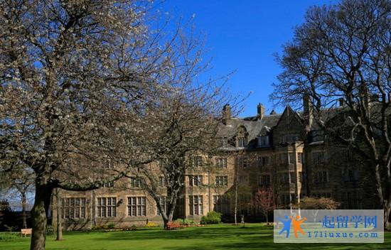 圣安德鲁斯大学世界排名第92名 圣安德鲁斯大学历年排名及专业排名