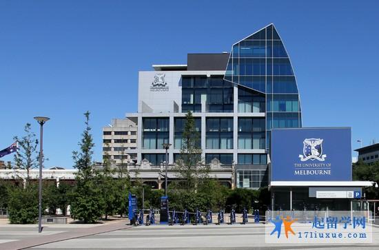 2018年澳洲墨尔本大学1年学费和生活费是多少?
