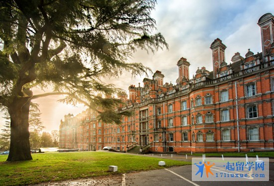 2018年皇家霍洛威学院申请条件介绍