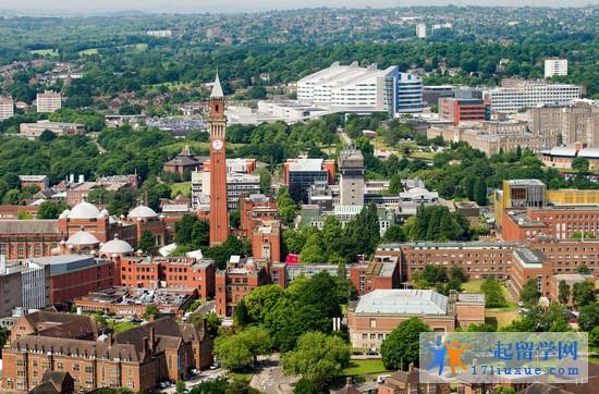 2018年伯明翰大学申请条件是什么?