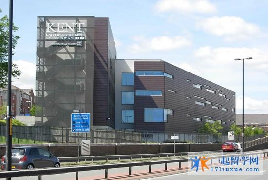 2018年肯特大学专业设置有哪些?申请条件是什么?