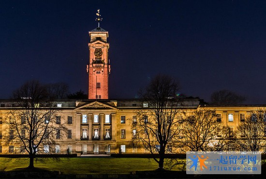 2018年诺丁汉大学一年学费是多少?生活费用高不高?
