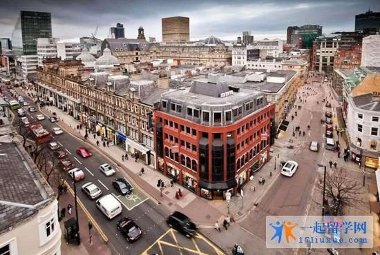 2018年曼彻斯特城市大学有哪些专业?