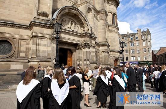 2018年爱丁堡大学研究生申请难度介绍