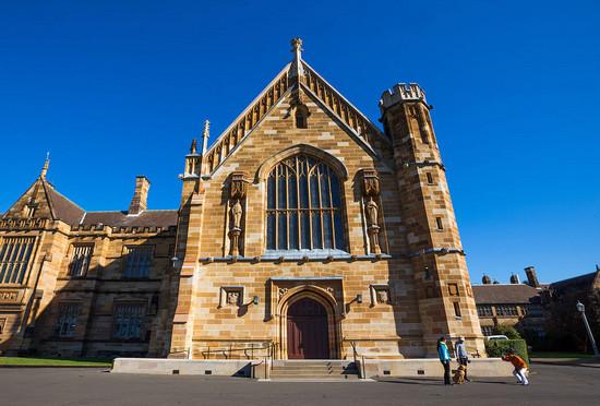 一起留学网是悉尼大学的一级代理机构吗