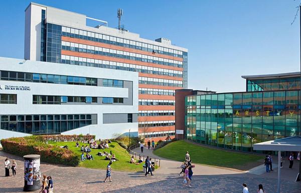 一起留学网是谢菲尔德大学的一级代理机构吗