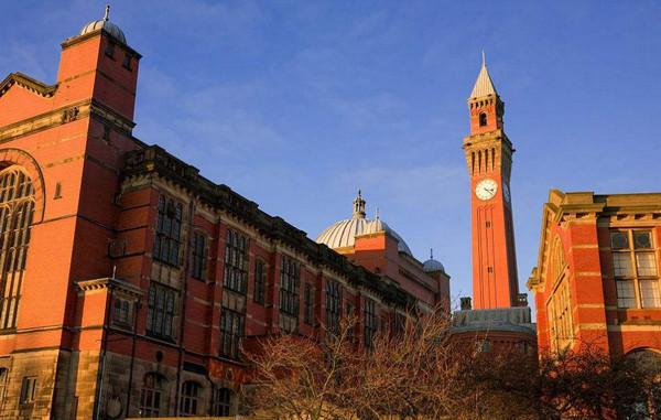 英国热门学校—伯明翰大学