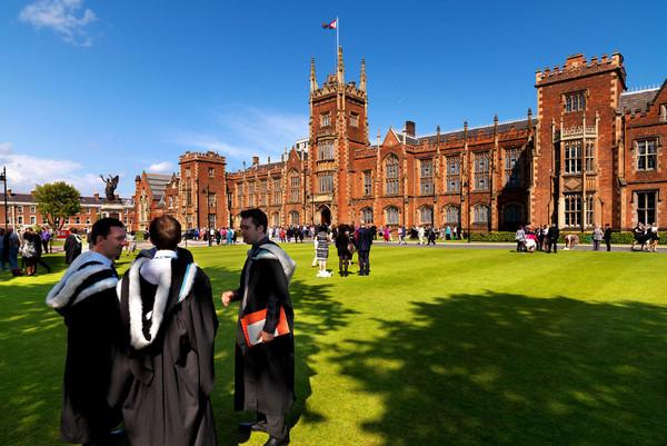 英国热门学校—贝尔法斯特皇后大学
