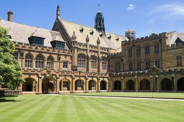 新南威尔士大学世界排名(QS排名、专业排名)