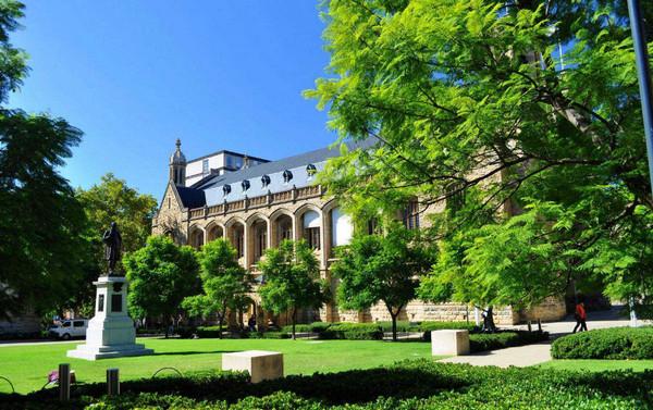 阿德莱德大学世界排名(QS排名、专业排名、国内排名)