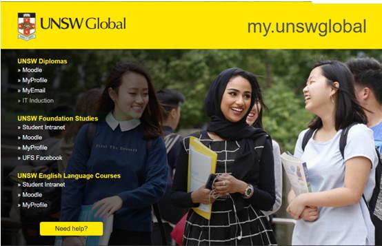 新南威尔士大学语言班新生入学报到攻略及学生注册注意事项