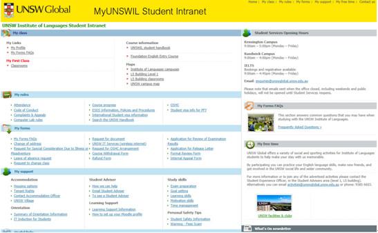 大学新生进学生会_2020年新南威尔士大学语言班新生入学报到攻略及学生注册注意事项