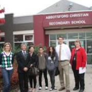 加拿大艾博茨福德基督中学